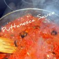 Delicious Puttanesca Sauce