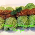 Great Greek Dolmades