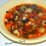 Mediterranean Minestrone Soup Recipe
