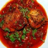 Chicken Chilindron - Pollo al Chilindron