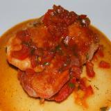 Mediterranean Chicken Saltimbocca
