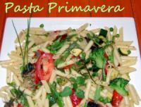Fabulous Pasta Primavera Recipe