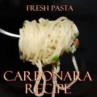 Great Carbonara Recipe