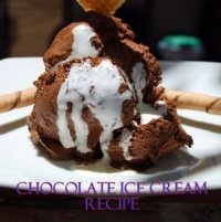 Luscious Chocolate Icecream