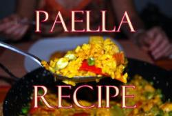 Paella Recipe - Authentic and Classic