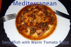 Mediterranean Swordfish Recipe