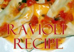 Ravioli Recipe - Luxury Seafood