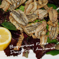 AnchovyRecipe - Deep Fried Anchovy Fillets