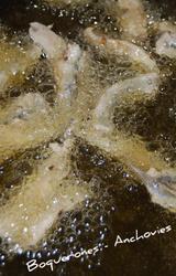 Mediterranean - Anchovy Recipe