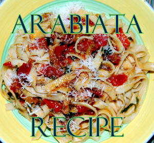 Arrabiata Recipe