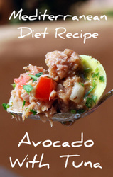 Mediterranean Diet Avocado Recipe