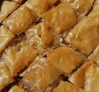 Baklava from South West Asia and Turkey