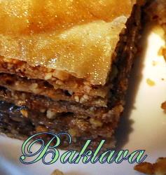 Baklava Recipe