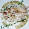 Seabass Cooked in Salt - Lubina a la Sal