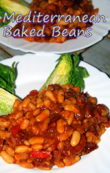 Mediterranean Baked Bean Recipe