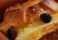 Great Spicy Bread and Butter Pudding