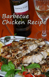 Barbecue Chicken Recipe