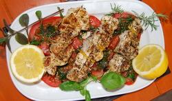 Modern Chicken Barbecue Recipe
