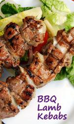 BBQ Lamb Recipe
