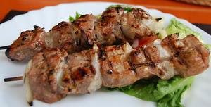 Modern Lamb Recipe - BBQ