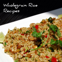 A Mediterranean Brown Rice Recipe