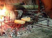 Bruschetta on the Grill