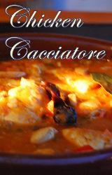 Mediterranean - Italian Chicken Cacciatore Recipe