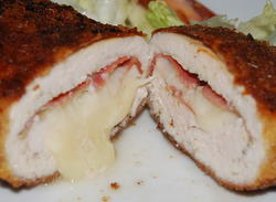 Great Cordon Bleu Recipe.