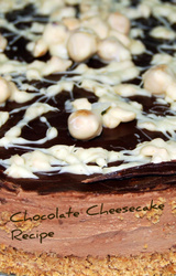 Mediterranean Diet Chocolate Cheesecake Recipe