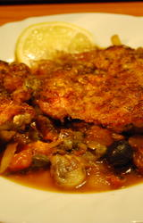 Chicken Leg Recipe - Provencal