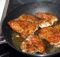 Provencal Chicken Leg Recipe