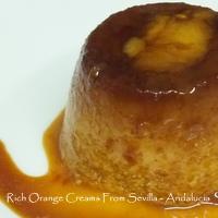 Superb Andalucian Orange Creams