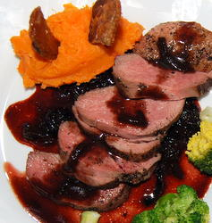 Mediterranean Duck Breast Recipe