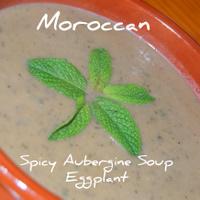 Eggplant Soup Recipe