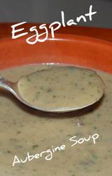 Mediterranean Diet Eggplant Soup Recipe