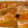 Delicious Salmon Escabeche