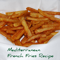 A Great - French Fries Recipe