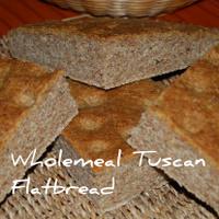 A Mediterranean Brown Bread Recipe