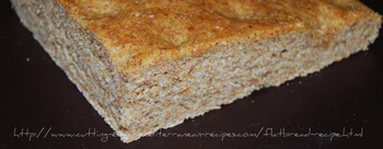 Mediterranean Diet Flatbread Recipe