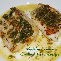 A Great - Healthy - Grilled Fish Recipe
