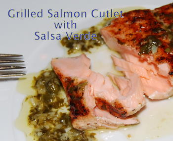 Healthy - Easy Grilled Salmon Recipe
