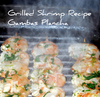 Grilled Shrimp Recipe - Marinated Prawns
