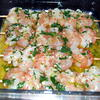 Shrimps Marinating