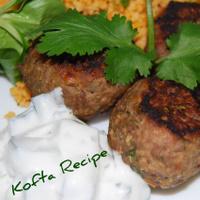 A Great - Healthy - Kofta Recipe