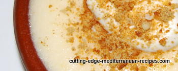 Mediterranean Lemon Pudding Recipe