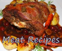 Spanish Meat Recipes