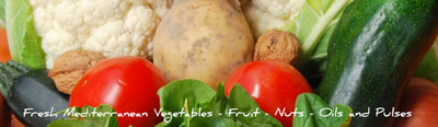 Healthy Mediterranean Vegetables
