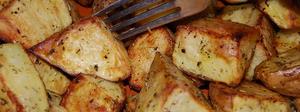 Mediterranean Roast Potatoes