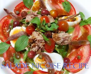 Delicious Salade Nicoise