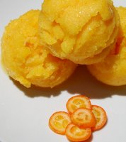 Orange Sorbet Recipe - Cooling and Refreshing